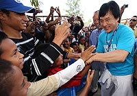 UNICEF Photo: Jackie Chan, UNICEF