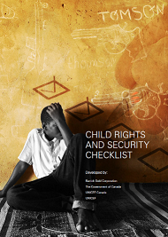 Child Rights and Security Checklist