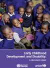 ECD and Disability document cover