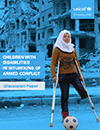 cover of disabilities and armed conflict report