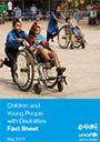 Disability Factsheet Cover