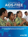 Cover photo of HIV and Disability