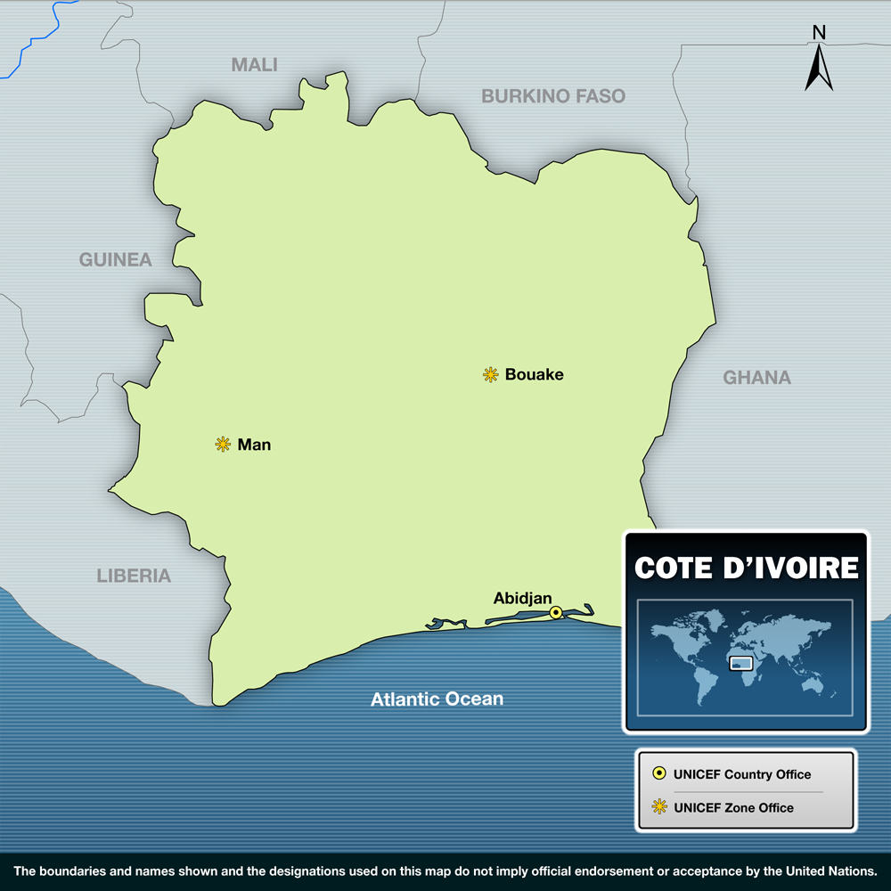 an analysis of the living conditions of cte divoire Cocody bay rehabilitation project: exemplary partnership symbol of an emerging côte d'ivoire is aimed at improving the citizens' living conditions and.