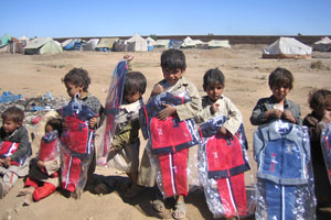 Unicef Humanitarian Action Report 2009 Feature Story