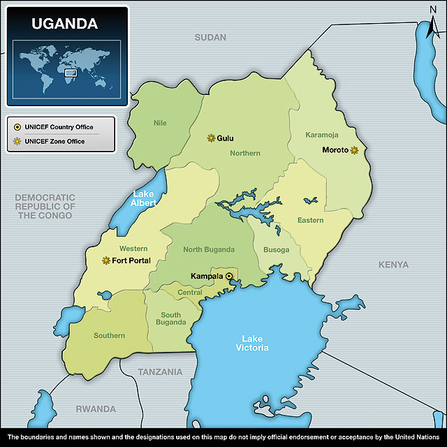 UNICEF Humanitarian Action Report 2010 Uganda