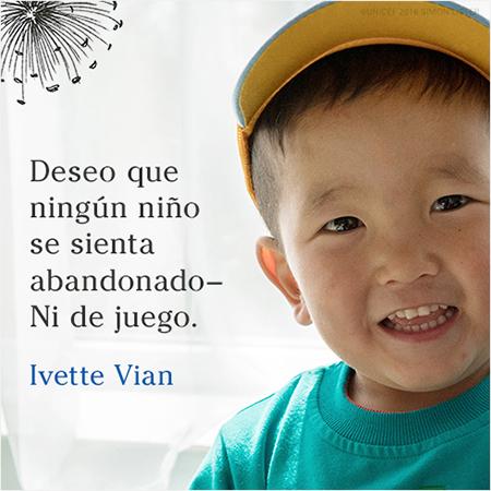 Historia de Ivette Vian