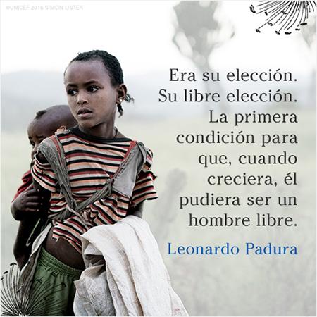 Historia de Leonardo Padura