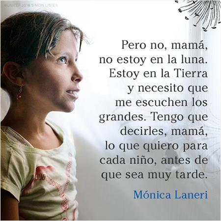 Historia de Monica Laneri