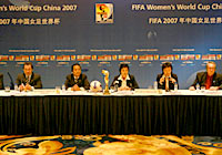 UNICEF Image: China, FIFA, Goals for Girls